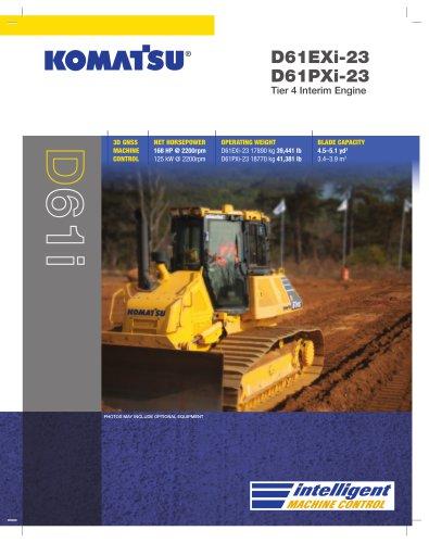 D61EXi-23 / D61PXi-23