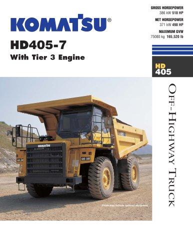 HD405-7