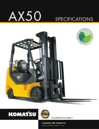 IC Cushion: AX50 Series