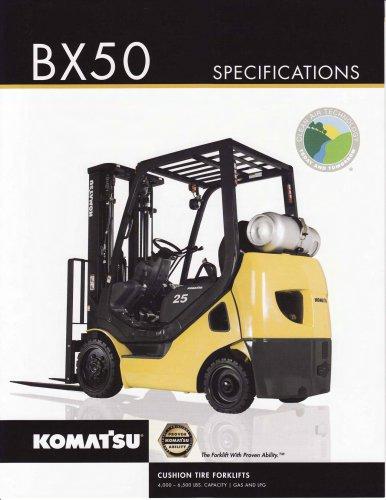IC Cushion: BX50 Series