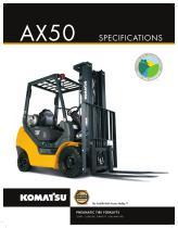 IC Pneumatic: AX50 Series