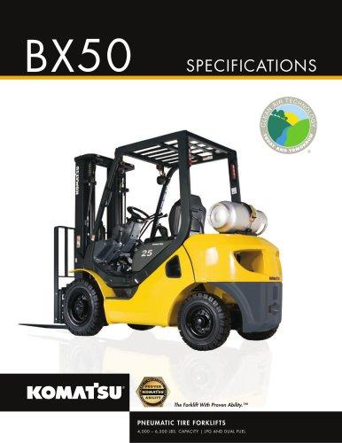 IC Pneumatic: BX50 Series