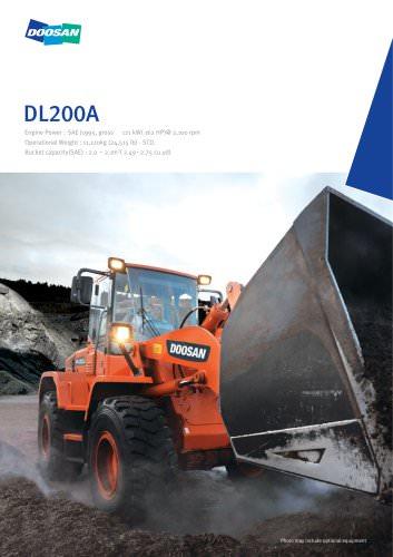 DL200A