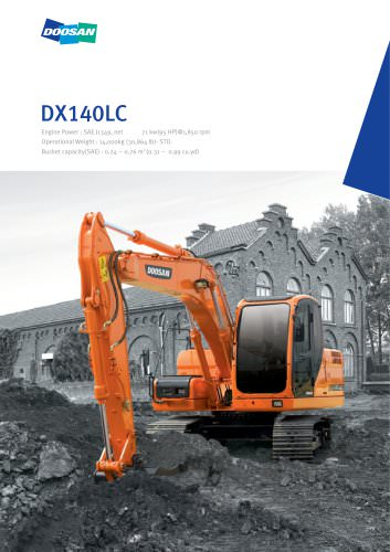 DX140LC