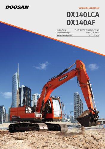 DX140LCA