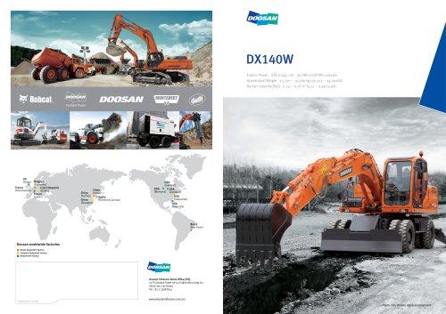 DX140W