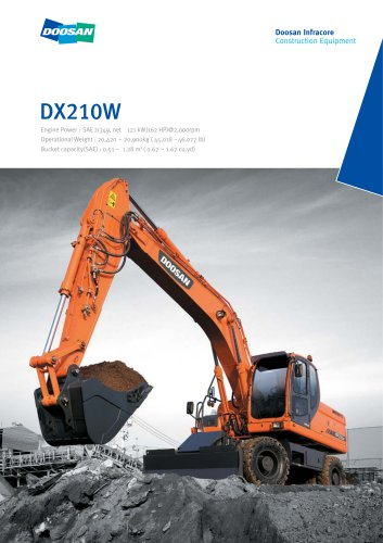 DX210W