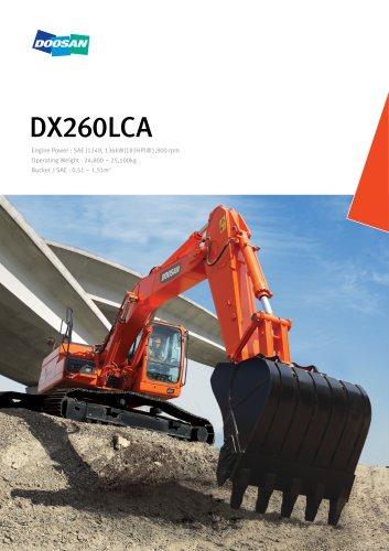 DX260LCA