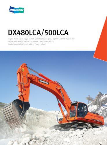 DX480LCA-500LCA