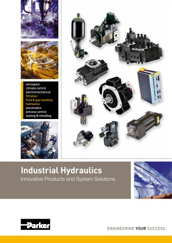 Industrial Hydraulic Components & Systems