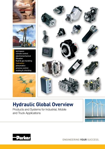 The Hydraulics Product and Systems Overview