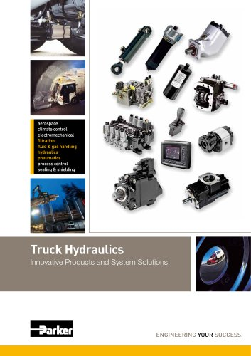 Truck Hydraulics Innovative Products and System Solutions