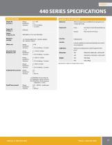 440 Series - Hipot / Ground Bond Tester - 4