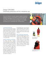 Dräger CPS 6800