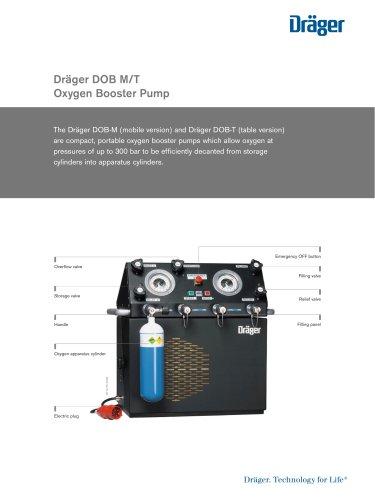 Dräger DOB M/T Oxygen Booster Pump