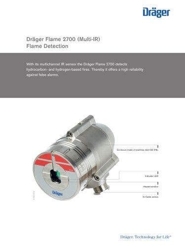 Dräger Flame 2700 (multi-IR)