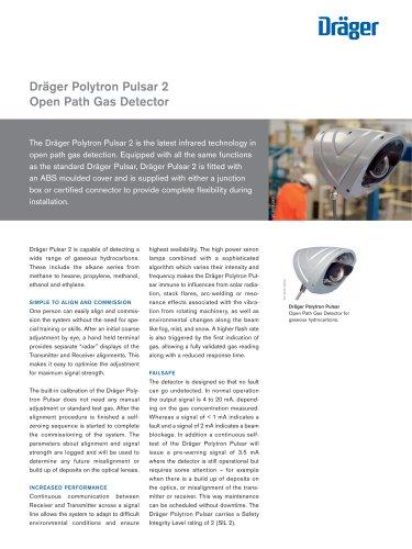 Dräger Polytron Pulsar 2