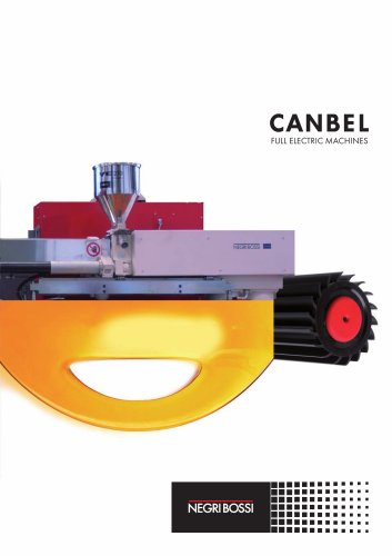 CanBel Full Electric Machine
