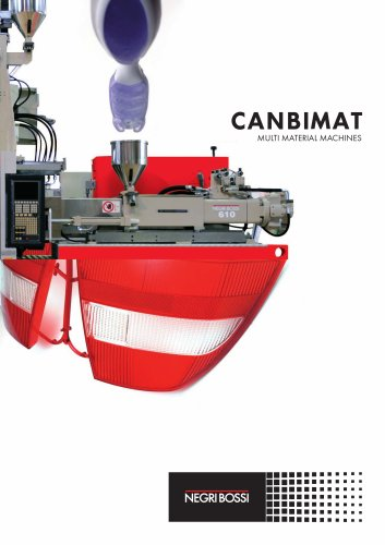 CanBiMat Multi Material machines