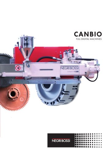 CanBio Hydraulic Machine