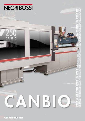 CANBIO HYDRAULIC MACHINE CHARACTERISTICS