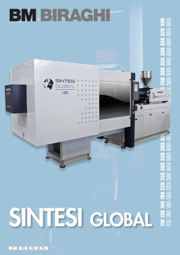 SINTESI MACHINES CHARACTERISTICS