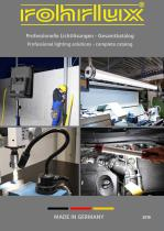 Professional lighting solutions - complete catalog