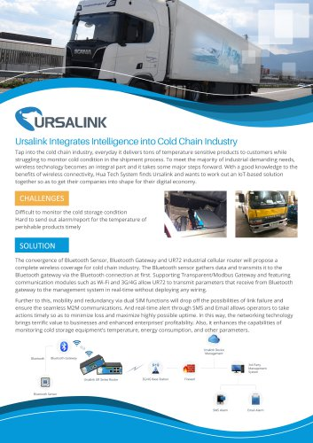 Success Stories-Smart Cold Chain