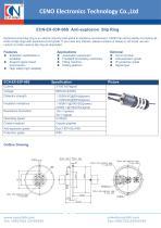 CENO Anti-explosion Slip Ring ECN-EX-03P-06S - 1