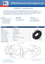 CENO Big bore rotary joint ECN203-01P - 1