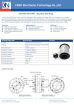 CENO Big Bore Slip Ring ECN190-10P2-46P