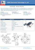 CENO Big Hole Slip Ring ECN155-04S - 1