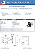 CENO Big hole Slip Ring ECN180-1005-14S - 1