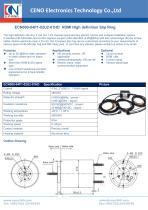 CENO HDMI High definition Slip Ring ECN000-04P1-02U2-01HD - 1