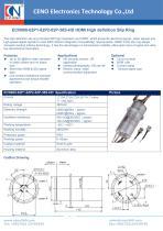 CENO High definition Slip Ring ECN000-02P1-02P2-02P-30S-HD - 1