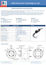 CENO Industrial Slip Ring ECN070-30P2-40S - 1