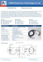 CENO IP55 water proof swivel ECN000-09P-12S - 1