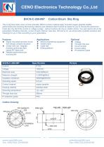 CENO Large size slip ring with 260mm hole BHCN-C-260-08P - 1