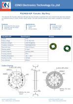 CENO Pancake slip ring for display cabinet PSCN020-02P - 1