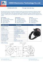 CENO Power slip ring integrate signal channel ECN050-10P2-14S - 1