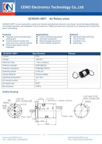 CENO QCN0201-06P1