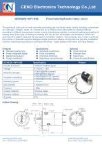 CENO Robot swivel QCN0202-10P1-05S - 1