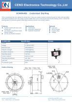 CENO Signal slip ring for Tunnel dryer ECN000-06S - 1