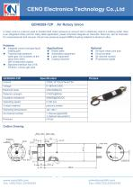 CENO slip ring for automatic rotary table QCN0208-72P - 1