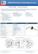 CENO Slip ring for Packing machine ECN101-04P-06S - 1