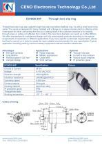 CENO Slip rings for radar rotary plate ECN020-54P - 1