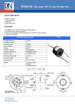 CENO Through Hole Slip Ring ECN012S - 1