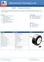 CENO Through Hole Slip Ring ECN070 - 1