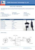 CENO USB slip ring BCN12-01UB - 1