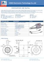 CENO USB slip ring ECN018-04P-02U2 - 1
